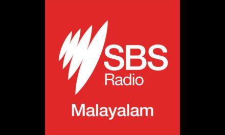 SBS Radio Australia Interviews C Ravichandran