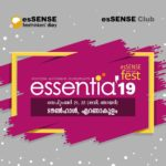 esSENSE Club essentia '19 Schedule