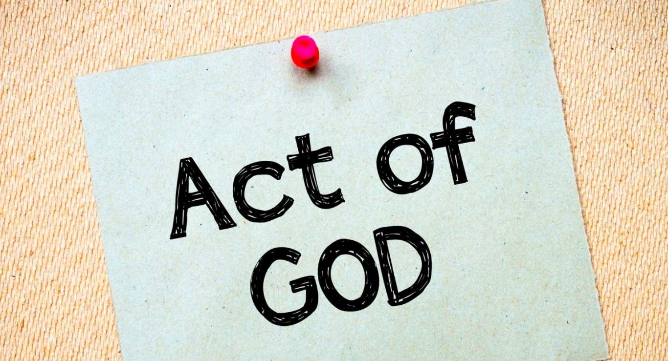 """""""Act Of God"""" - തുരുമ്പെടുത്തിട്ടും ഉപേക്ഷിക്കാത്ത വാക്ക്..!!"""